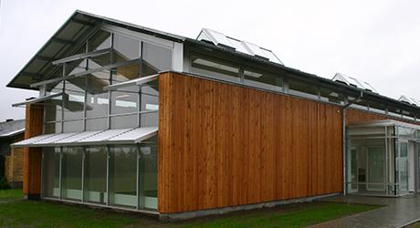 Kombibibliotek ved Sølystskolen - Egå