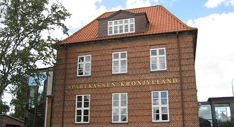 Post & telegrafbygning - Åbyhøj